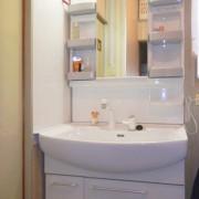 M様邸(岡山市)洗面化粧台