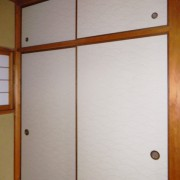 M様邸(岡山市)ふすま張替え