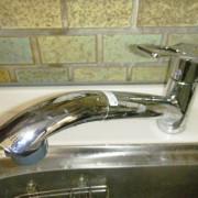 M様邸(岡山市)キッチン水栓金具交換